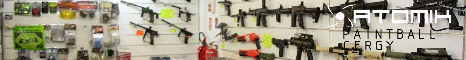 2 boutiques de Paintball en ile de France, paris et cergy
