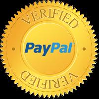 Atomik Paintball, Airsoft et Airgun, est partenaire certifié Paypal