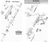 Pièces et schema du tippmann FT12
