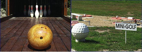 Paintball et autres activités pour votre journée CE en dordogne