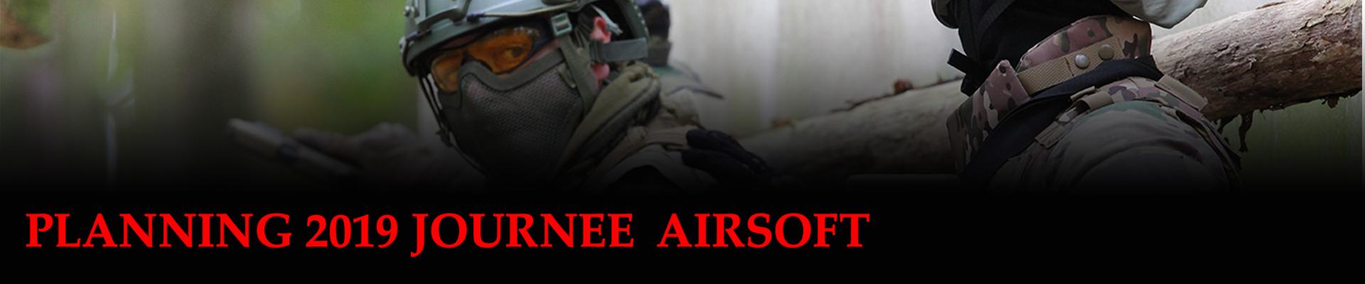 Planning Airsoft