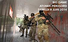 Big Game ATOMIK Perigord le 8 juin 2014