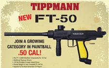 Tippmann passe au calibre 50