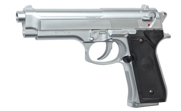 pistolet-airsoft-ressort-m92-silver